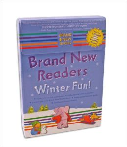 Brand New Readers Winter Fun! Box