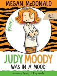 Book Cover Image. Title: Judy Moody (Judy Moody Series #1), Author: Megan McDonald