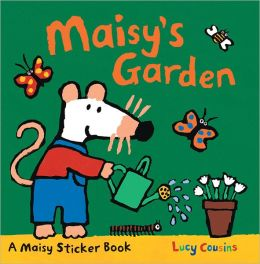 Maisy's Garden: A Sticker Book