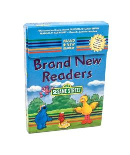 Sesame Street Brand New Readers Box Set