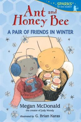 Ant and Honey Bee: A Pair of Friends in Winter