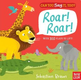 Four 2014 Board Books