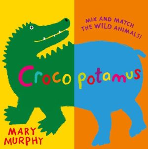 Crocopotamus: Mix and match the wild animals!