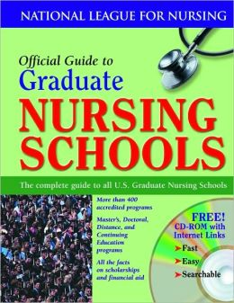 Official Guide to Graduate Nursing Schools
