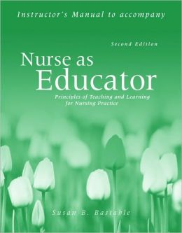 Im- Nurse As Educator 2E Inst Manual With Toolkit Cdrom