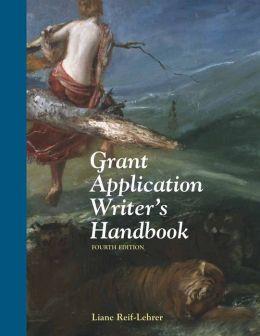 Grant Application Writer's Handbook