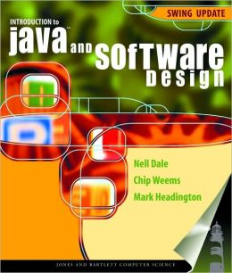Introduction to Java and Software Design: Swing Update