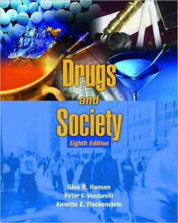Drugs And Society with workbook