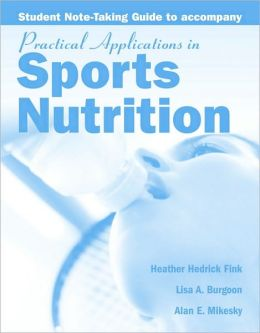 Practical Application in Sports.. - Note Taking Guide