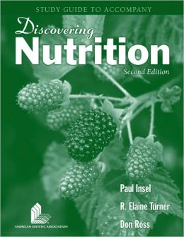 Discovering Nutrition - Student Study Guide