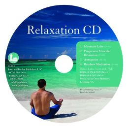 Cd- Managing Stress: Relaxation Cd