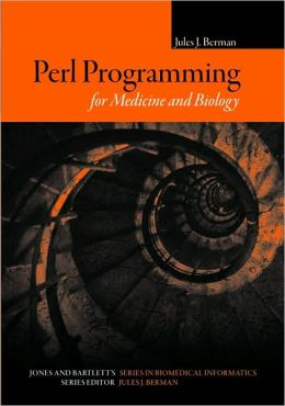 Pearl Programming for Medicine and Biology