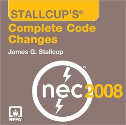 Stallcup's Complete Code Changes On CD-ROM, 2008 Edition