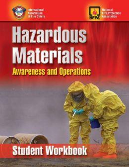 Hazardous Materials Awareness And Operations, Student Workbook
