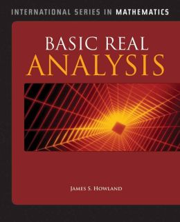Basic Real Analysis