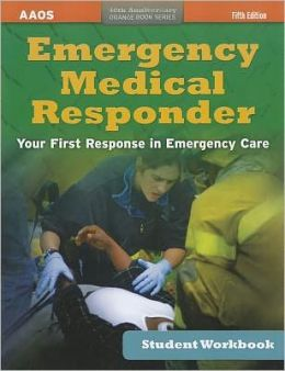 Ssg- Emergency Medical Responder 5E Student Workbook