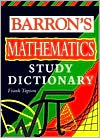 Barron's Mathematics Study Dictionary