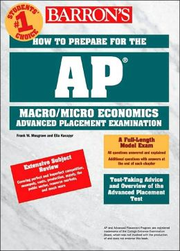 How to Prepare for the AP Macroeconomics/Microeconomics (Business Library)