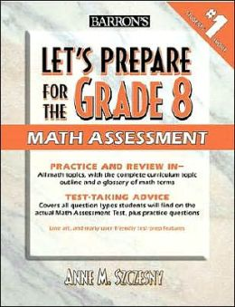 Let's Prepare for the 8th Grade Math Assessment