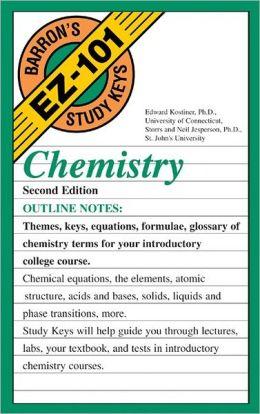 EZ-101 Chemistry