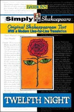 Twelfth Night (Simply Shakespeare Series)