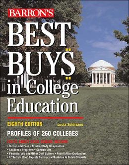 Best Buys in College Education 2009