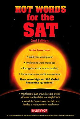 Hot Words for the SAT I