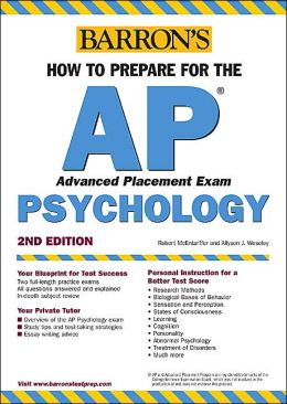 How to Prepare for the AP Psychology Advanced Placement Examination