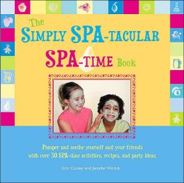 The Simply SPA-tacular Spa Time Book