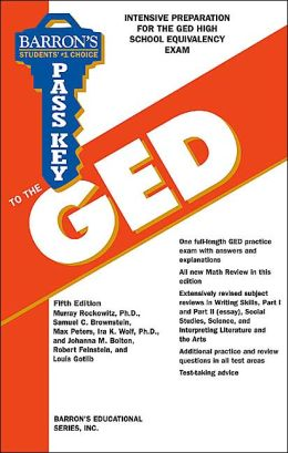 Pass Key to the GED