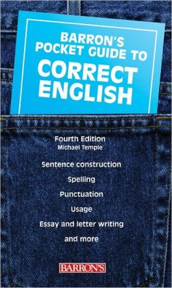 Pocket Guide to Correct English