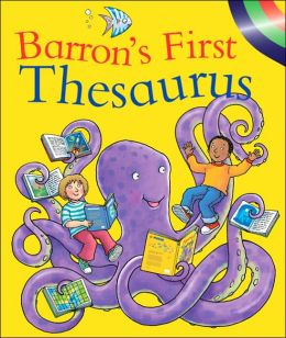 Barron's First Thesaurus