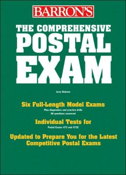 Barron's Comprehensive Postal Exam 473/473-C