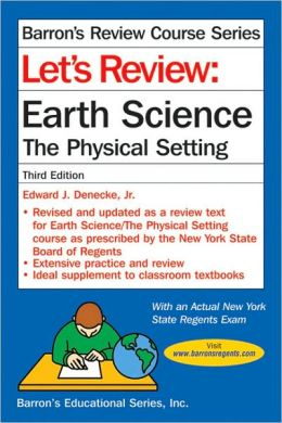 Earth Science (Let's Review Series)
