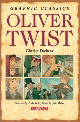 Oliver Twist (Graphic Classics Series)