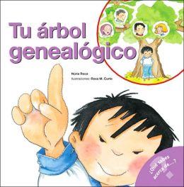 Tu árbol genealógico (Your Family Tree) (Spanish Edition)
