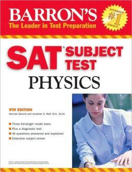 Barron's SAT Subject Test in Physics
