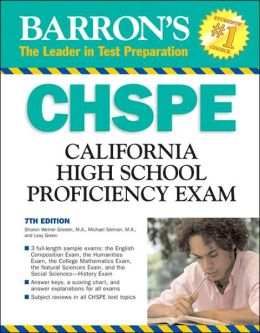 How to Prepare for the CHSPE: California High School Proficiency Exam