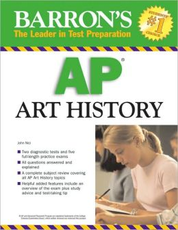 Barron's AP Art History