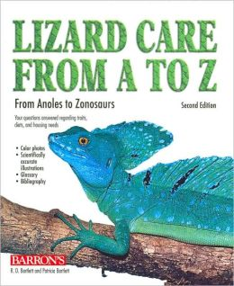 Lizard Care From A to Z, 2nd Edition