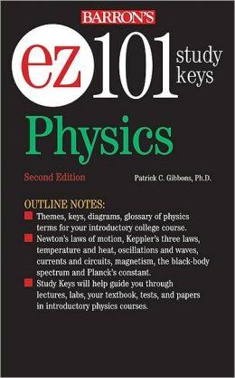 EZ-101 Physics: Study Keys