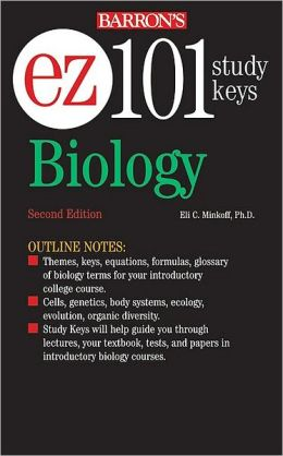 EZ-101 Biology Study Keys