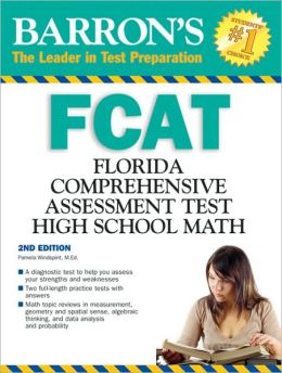 Barron's FCAT High School Math