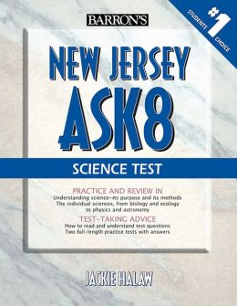 Barron's New Jersey ASK Grade 8 Science Test