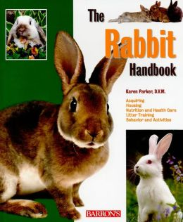 Rabbit Handbook: Barron's Pet Handbooks