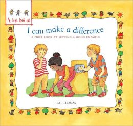 I Can Make a Difference: A First Look at Setting a Good Example