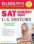 Book Cover Image. Title: Barron's SAT Subject Test in U.S. History, Author: Kenneth Senter