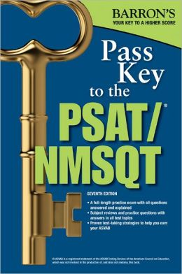 Pass Key to the PSAT/NMSQT, 7th Edition