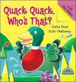 Quack Quack, Who's That?