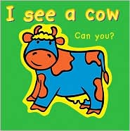 I See a Cow (Plastic Shapes)